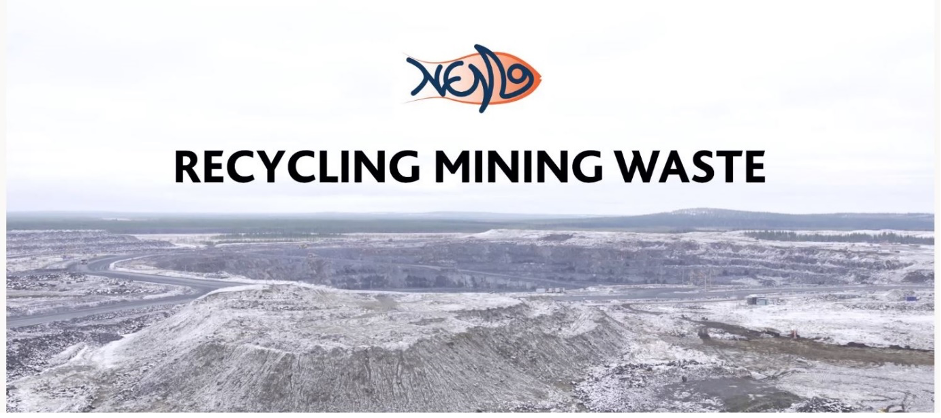 Recycling Mining Waste